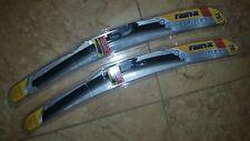 """(2) NEW RAIN-X Latitude Wiper Blades 24"""" 21"""" 20"""" I&L Arm Ultimate Visibility"""