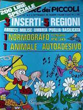Corriere dei Piccoli 16 1971 Tarallino di Jacovitti - I Puffi - Zaniboni