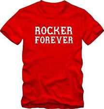 Hells Angels ORIGINALE 81 support shirt Rocker Forever sostengo il mito