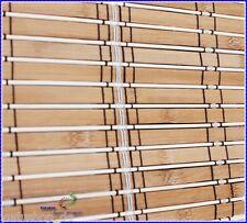 Store STORE ROULANT faltbehang Protection Solaire meuble en bambou