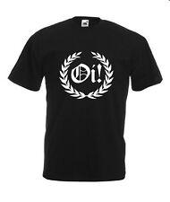 T-Shirt Größe S - 4XL Oi! Für Skins Punks Skinheads Skinhead Punk Punx Hardcore