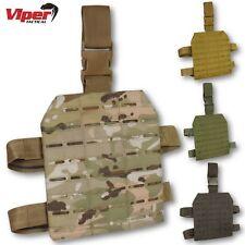 Viper Lazer dropleg plateforme pochettes MAG sangles MOLLE airsoft paintball