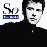 PETER GABRIEL So CD