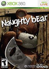 Naughty Bear (Microsoft Xbox 360, 2010)