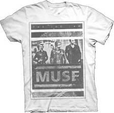 MUSE - Photo Block - T Shirt S,M,L,XL Brand New - Official Merchandise