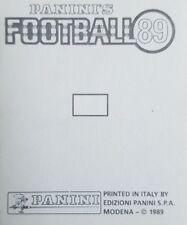 PANINI FOOTBALL 89 autocollants (251-480) - Complétez votre collection