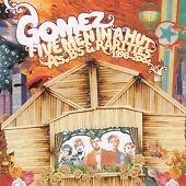 Gomez - Five Men In A Hut (A's, B's & Rarities: 1998-2004) - Gomez (CD) (New