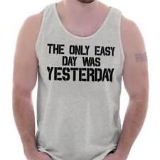 No Easy Day Yesterday USA Shirt   2nd Amendment American Guns Tank Top
