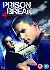 Prison Break - Season 4 (plus Final Break) [DVD] - DVD  3SVG The Cheap Fast Free