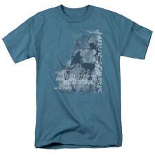 Superman Super City Mens Short Sleeve Shirt
