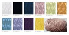 50g Austermann Lina Summer Yarn with Gloss Effect Yarn Wool 95m Length
