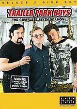 TRAILER PARK BOYS Season 6 NEW & SEALED 2 DVD Set ( Sixth Season )