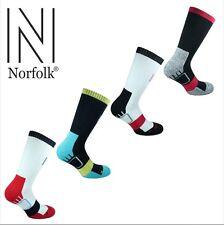 Norfolk Multi Sport Cotton Cushioned Long Crew Men's Sock : SABONIS