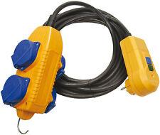 Cavo adattatore di protezione FI IP44 Powerblock Brennenstuhl