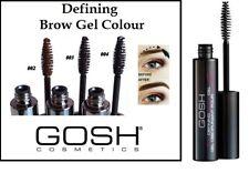 Gosh Defining Brow Gel Colour  3 Shades-Brown, Black, Grey Brown