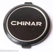 55mm Plastic Regular Lens Cap - 55Ø Snap-on - Chinar - USED V347