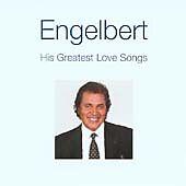 Engelbert Humperdinck - His Greatest Love Songs.cd ex+ condition