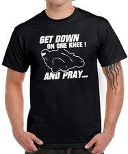 Biker t-shirt Get Down... & Pray tuning gsxr FZ R yzf ZX CBR s 10 1000 6 899