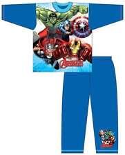 New Boys 100% Cotton Marvel Avengers Pyjamas