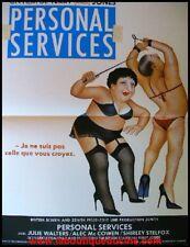 PERSONAL SERVICES Affiche Ciné Movie Poster TERRY JONES