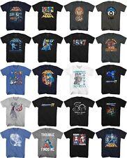 Mega Man Video Game Licensed T-shirt