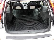 Volvo V50 2004 - 2012 Estate Rubber Boot Mat Liner Options & Bumper Protector