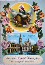 1980 SALUTI da SANTUARIO di LORETO