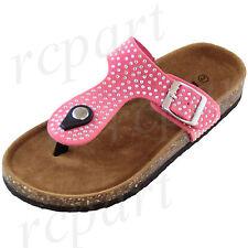 New girl's kids coral blink blink comfort casual open toe sandals summer