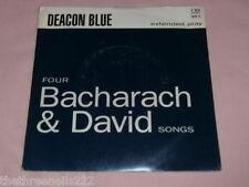 """VINYL 7"""" SINGLE - DEACON BLUE - FOUR BACHARACH & DAVID SONGS EXTENDED PLAY"""