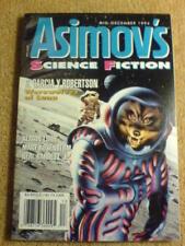ASIMOV'S (SCI-FI) - R GARCIA Y ROBERTSON - Mid Dec 1994