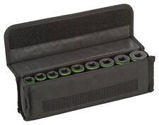 Bosch 2608551101 Set de 9 Douilles adaptables 75 mm 1/2-Inch 10/11/13/17/19/2...