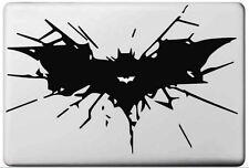"Bat Vinyl Decal Sticker For MacBook Air Pro Mac 11"" 13"" 15""  & Car Window"