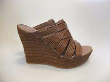UGG Australia Melinda Suntan Leather Sandal Women's Size 5-10/35-40 NEW!!!