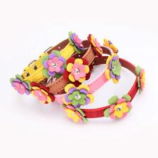 Collar de Perro de Cuero Diamantes de Imitación de Cristal de Diseño de Flores Mascota Cachorro Collares Reino Unido Stock