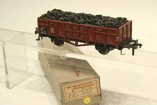 Fleischmann 1455 , Güterwagen mit  Kohleladung, grob,  OVP,