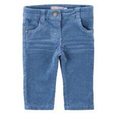 boboli Pantalones de pana azul para niños talla 86 92 98 104
