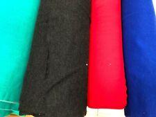 RIBBING FABRIC 55CM Tubular Stretch Knit Trimming Cuffs Garments Chunky Thick