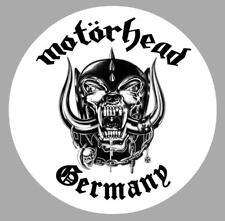 MOTORHEAD GERMANY Sticker