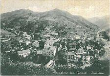 CARTOLINA d'Epoca - GENOVA: Rossiglione