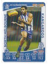 2012 Teamcoach Best & Fairest ( BF11b) Daniel WELLS North Melbourne