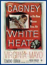 White Heat   1940's Movie Posters Classic Cinema
