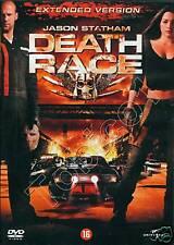 DEATH RACE - ACTIE - JASON STATHAM - DVD - EXTENDED VERSION - NIEUW