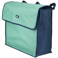 "Tough 1 Grey Heavy Cordura Blanket Storage Bag Horse Tack - 23"" x 19"" x 9"""