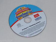 Encore Arthur's Thinking Games Preschool - 1st Grade 9th Edition PC Game - MINT