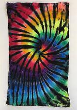 *New* Handmade Tie Dye 12 Color Spectrum Washcloth Hand, Bath Towel, Single/Set