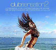 CD Club Sensation Volume 2 von Various Artists 2CDs