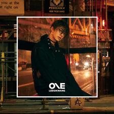 HIGHLIGHT LEE GIKWANG [ONE]1st Mini Album CD+POSTER+100p Photobook+Card SEALED