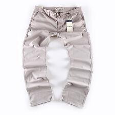 New Übergröße Big Seven Evan beige Chino Herren Jeans Stoff Hose Business XXL