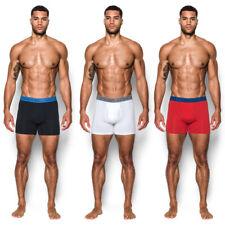 3er Pack Under Armour Herren-Boxerjock® Charged Cotton® Boxershorts