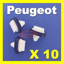 PEUGEOT BOXER DOOR TRIM MOULDING EXTERIOR BUMPSTRIP RUB STRIP PLASTIC CLIPS